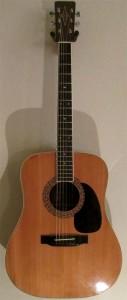 1983 Alvarez Acoustic