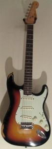 Fender Pre-CBS 1963 Stratocaster