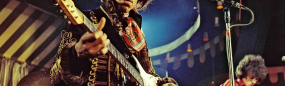 Happy Birthday Jimi Hendrix!